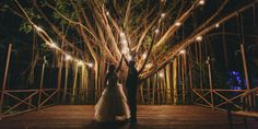 Nothing transforms a space quite like the right lighting:  19 wedding lighting ideas that are nothing short of magical.