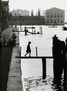 Willy Ronis Venice, 1959