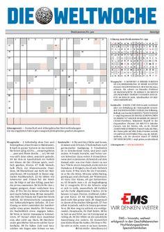Denkanstoss | Weltwoche Online –www.weltwoche.ch