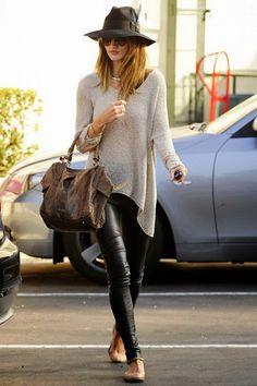YA LOS ANGELES: Style Icon: Rosie Huntington-Whiteley