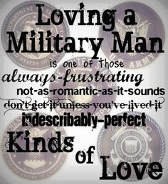To all the military wives out there.