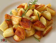 Recette - Pommes de terre au romarin | SOS Cuisine