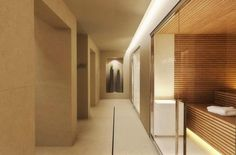 Straight lines, the Spa Ambasciatori in Florence by Ciupelle _