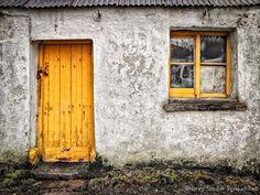 Abandoned Structure, Dingle Peninsula, Ireland