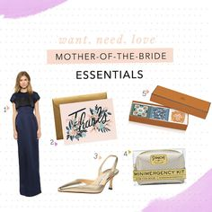 6 things that every mother-of-the-bride needs! | Brides.com