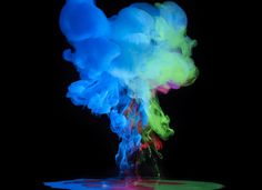 Mark Mawson Aqueous Electreau Water Art