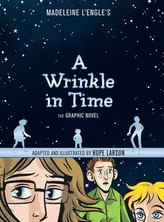 Hope Larson's adaptation of 'A Wrinkle in Time'