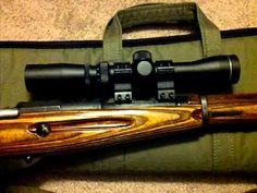 Proper Way to Mount a Scout Scope on a Mosin Nagant M91/30, Video 1