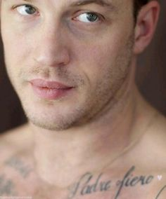Tom Hardy... delicious