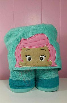 Pink Mermaid Girl Ho