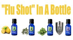 "How To Make Your Own ""Flu Shot"" Using Essential Oils"