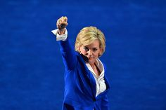Michigan's Granholm Rouses and Inspires Convention with Tale of Auto Recovery [VIDEO]