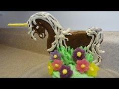 Decorating Cupcakes #62: Unicorn