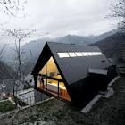 Casa de Montaña en los Pirineos por Cadaval & Solà-Morales Arquitectos