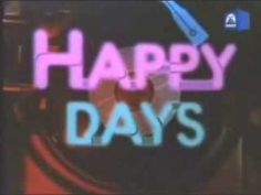 Happy Days Theme song