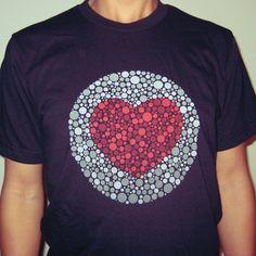 Wear the Love. Get a COLOURlovers t-shirt for $10