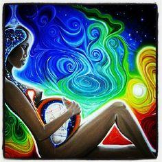 Mother Goddess....