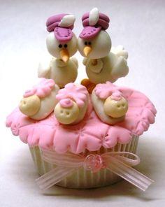 Storks & Babies!! by Ana_Fuji, via Flickr