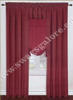 Metro tailored curtains are a tone on tone small scaled striped woven fabric that adds a stylish touch to your decor.  #Contemporary #Modern #Curtains #Swagsgalore