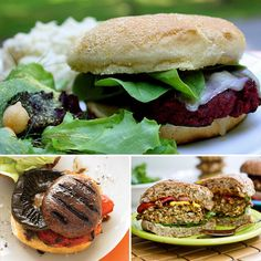 Hit the Grill With These Vegan-Friendly Burgers  - www.fitsugar.com