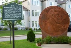 worlds largest penny