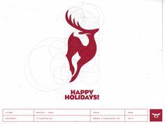Happy Holidays by Gert van Duinen. Love it.