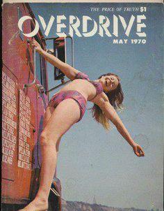 Overdrive Magazine 1970