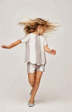 Little Marc Spring-Summer 2014 Kidswear kid outfit, little girls, 15 kid, little marc jacobs, marc ss14, kidswear, kids fashion 2014, jacob ss14, kids fashion girl spring