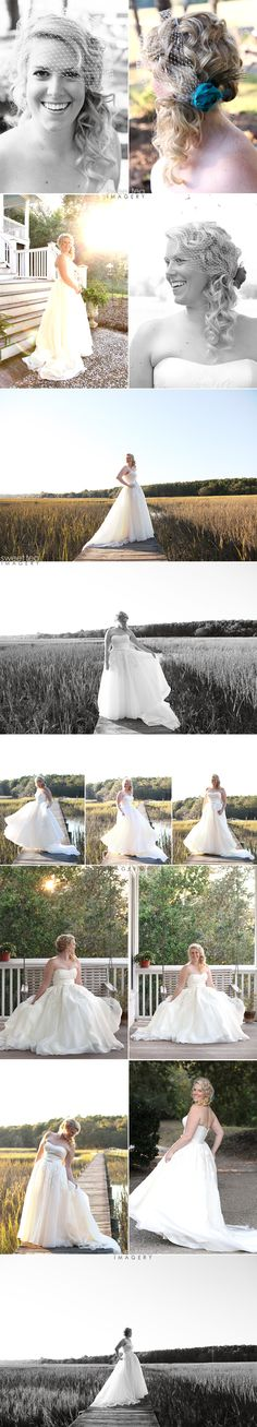 Charleston, SC Lee's bridal portrait - sweetteaimagery.com