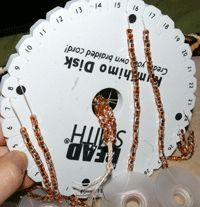 kumihimo tutori, kumihimo bead, bead daili, learn kumihimo, 123, beaded bracelets, beads, daili blog, beading tutorials