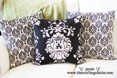 Slip Cover pillow cover