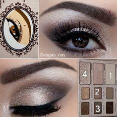 @Stephanie Silva Wedding eyes pencilmeincosmetics.com