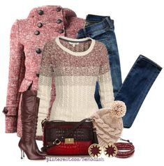 Casual Winter Outfits 2014