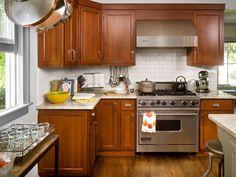 Kitchen Storage Solutions : Rooms : HGTV