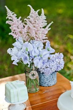 sweet peas are one of my favorites