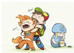 If browsers were kids