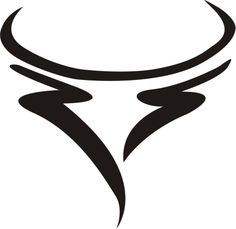 BULL design that would make a sweet tattoo. Taurus!!
