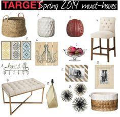 Target Home Decor On Pinterest Nate Berkus First