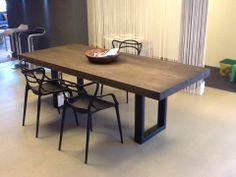 You dining table tafel esszimmertisch on pinterest for Cockaert interieur