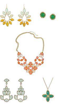 Kendra Scott...her jewelry is beautiful.