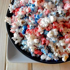 Easy to Make and Patriotic 4th of July Food Ideas