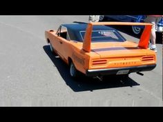 1970 Plymouth Superbird- 1/2 scale. Readers Videos #musclecars
