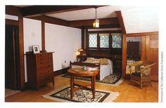 Gustav Stickley Bedroom