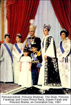 Iranian royal family