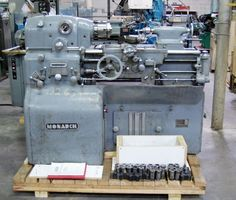 """10"""" X 20"""" MONARCH EE TOOLROOM LATHE - Tooling - Updated Drive System"""