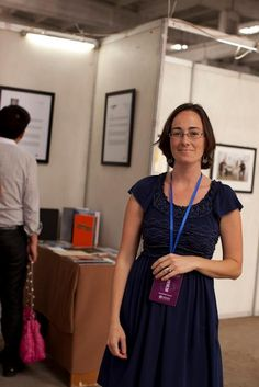 Larissa Leclair and the Indie Photobook Library via Lenscratch