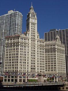Wrigley Building (Chicago, IL)