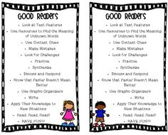 """These posters are a great addition to any classroom! There are various sizes included to meet the diverse needs of learners and teachers. The full size posters are great for displaying on the board or in a bulletin board. They come with """"I can…"""" and """"I know…"""" statements. The half size posters are great for displaying in a area of limited space. The bookmarks can be printed and glued into reading journals or planners."""