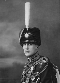 His Highness Prince Gabriel Konstantinovich of Russia (1887-1955)
