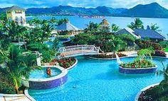 St Lucia :)
